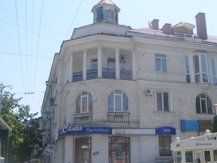 Старый жилищный фонд