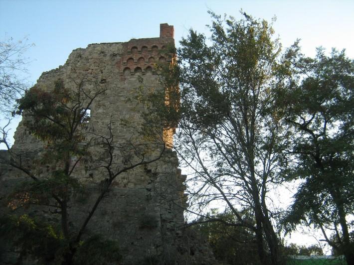 Башня Св.Константина, Феодосия