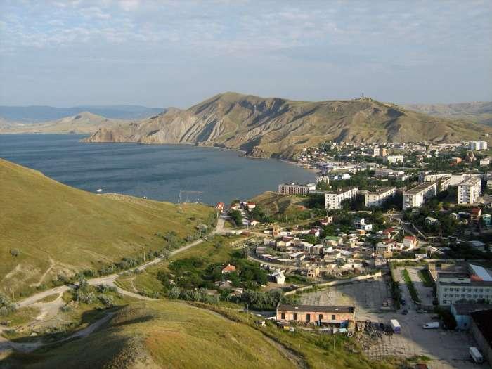 Поселок Орджоникидзе