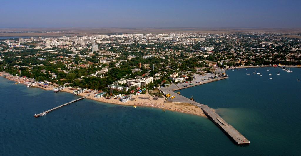 Евпатория (Крым) - подробное описание с фото