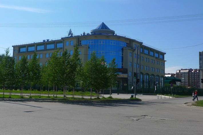 Здание ооо «Северные магистральные нефтепроводы»