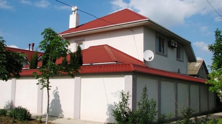 Частные домовладения