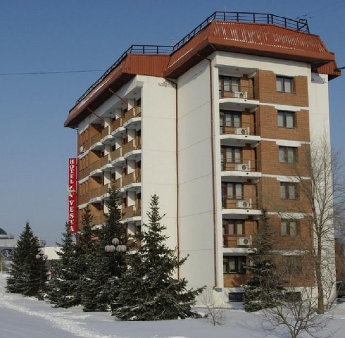 Отель Веста, ул. Победы