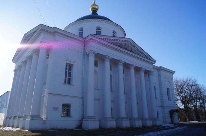 Ильинско-Тихоновская церковь, XIX век