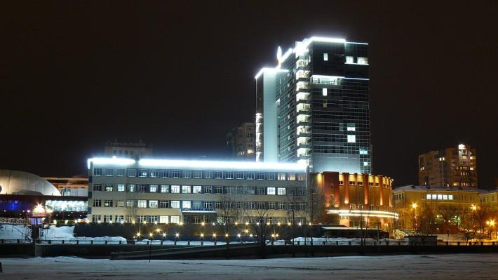 Административное здание Самаранефтегаз-а
