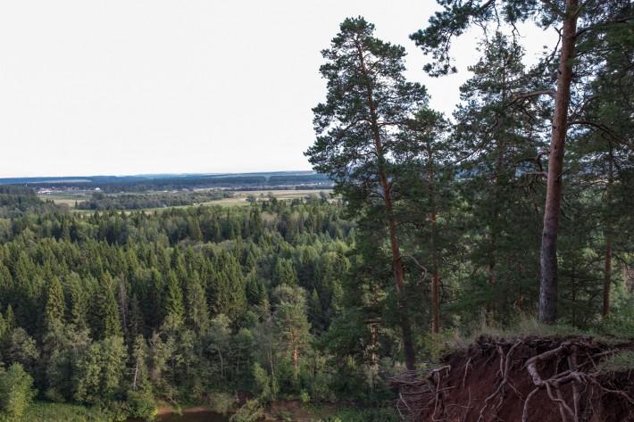 Удмуртский пейзаж