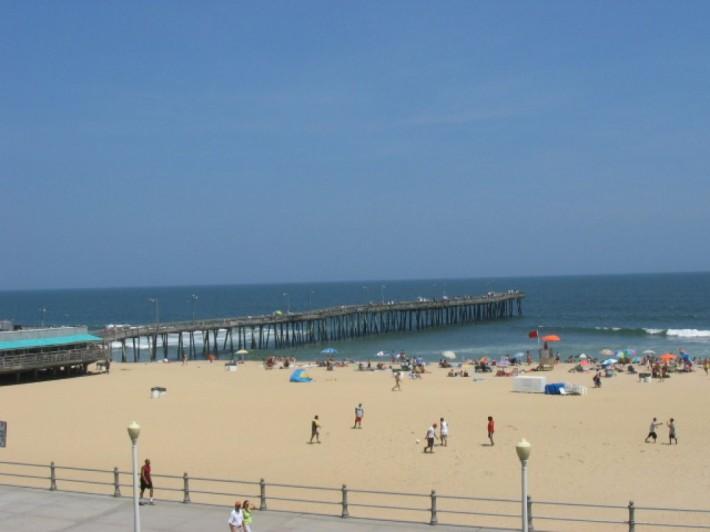 Шикарный пляж (Вирджиния Бич, штат Вирджиния, США)