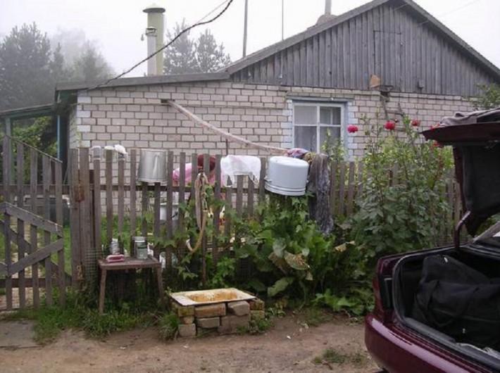 Старый дом в Смоленске