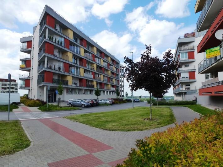 Это один из самых недорогих районов Праги — Зличин