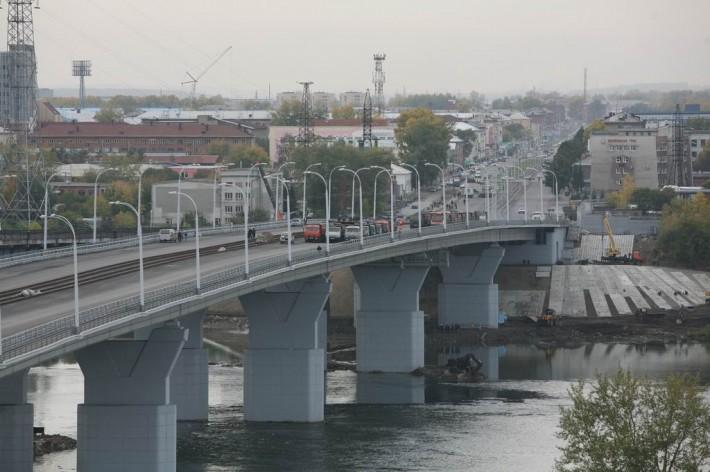 Мост через Томь