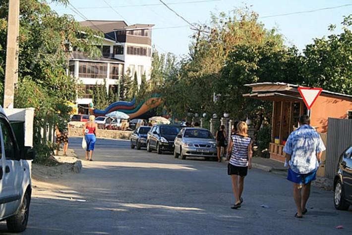 Улица Спендиарова