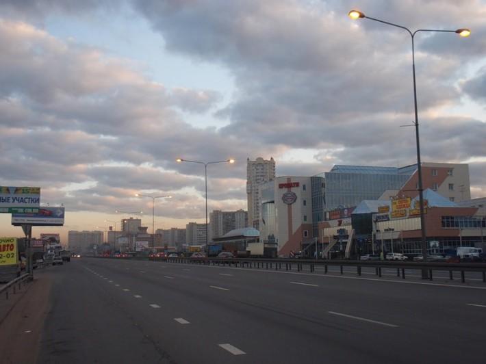 ТЦ Грант на Новорязанском шоссе
