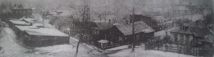 На картинке центр будущего г. Люберцы в период между 1917-1923гг