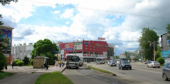 Дороги Биробиджана и ТЦ «Великан» — качественное асфальтовое покрытие и ритейл-парк