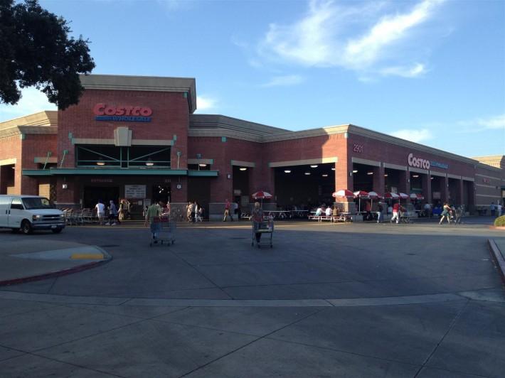 Гипермаркет КОСТКО (Глендейл, штат Калифорния, США)