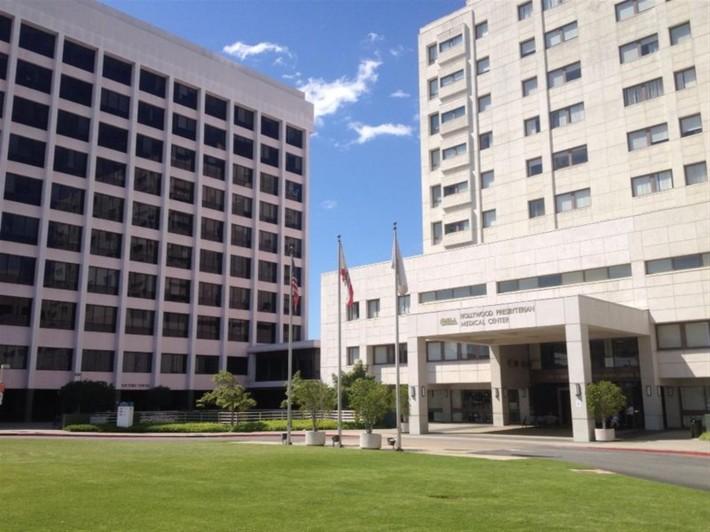 Голливудский пресбитерианский госпиталь (Лос Анджелес, штат Калифорния, США)