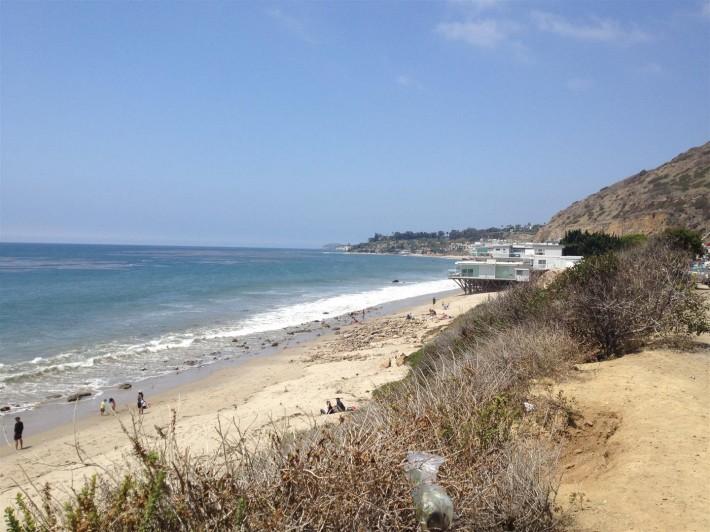 Пляж Малибу (Малибу, штат Калифорния, США)
