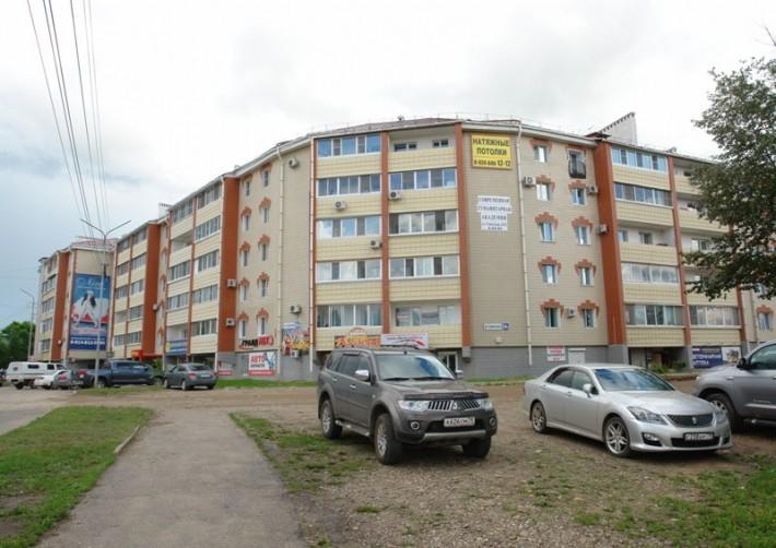 Новостройки в микрорайоне ул. Советская