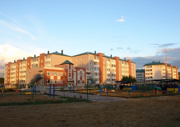 Новый детский сад в комплексе по ул. Пионерская 75