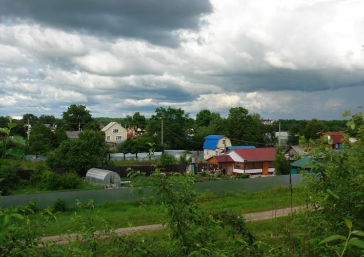 Поселок Партизанский