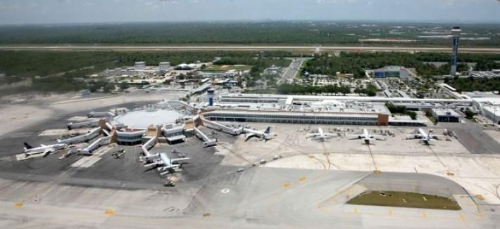 Международный аэропорт Канкун