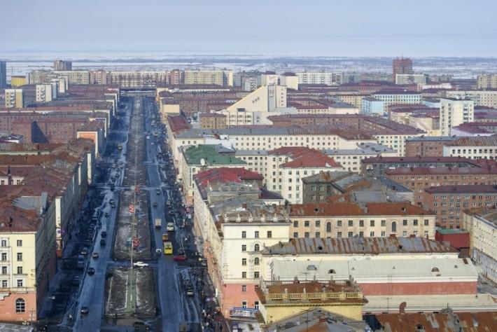 Вот какой он, Ленинский проспект