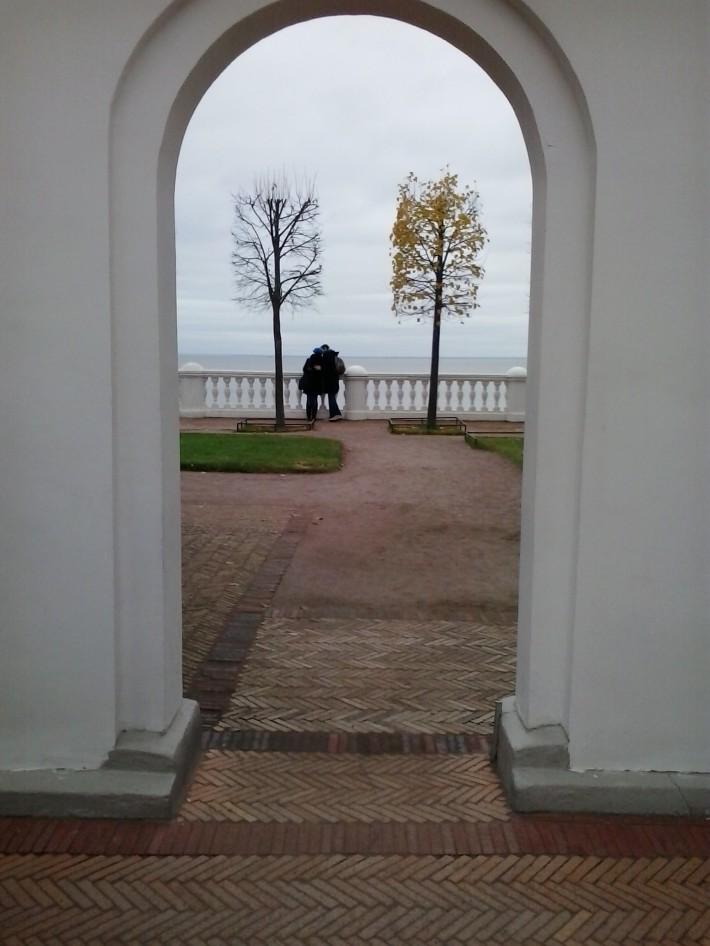 Осень в Петергофе г. Санкт –Петербург