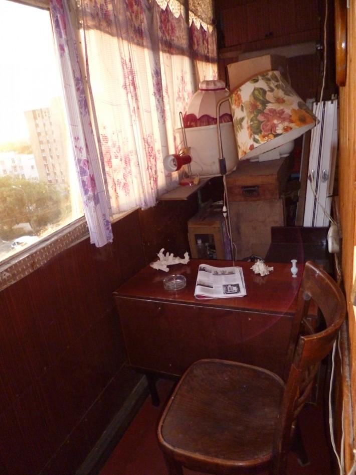 Старенькая квартирка – зато в центре