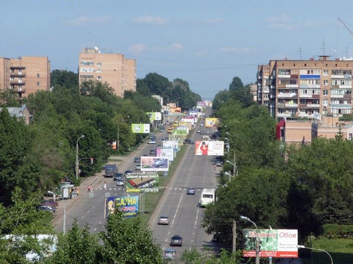 «Наша Гагара» - так ласково мы называем эту улицу