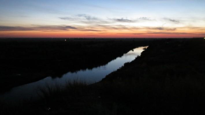 Река Ишим