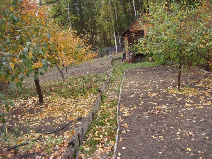 Уральская осень. Банька «дозревает» - попаримся…