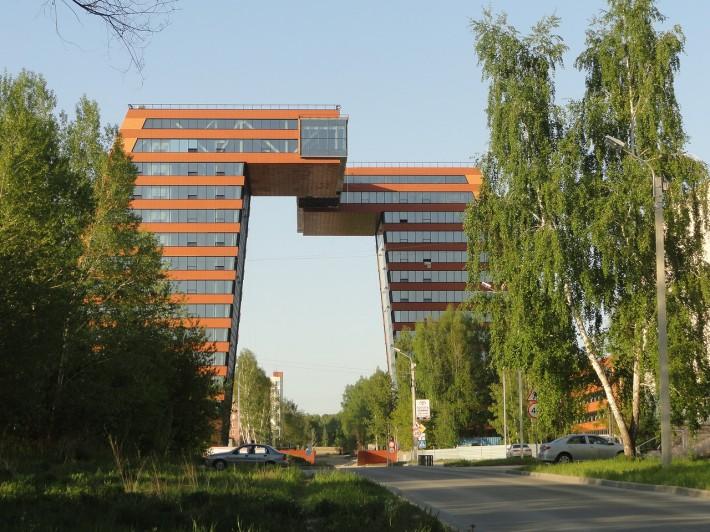 Академгородок, Центр информационных технологий