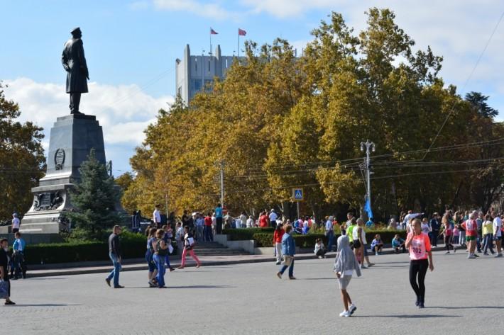 Севастополь в сентябре