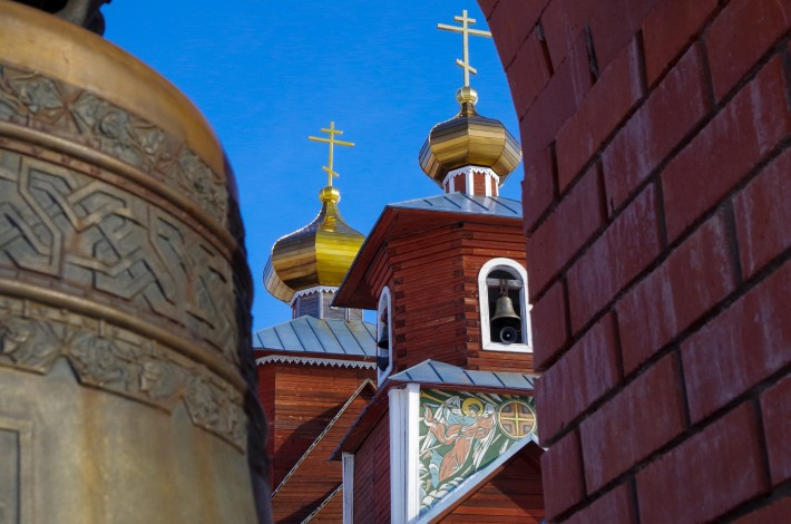 Храм Преподобного Серафима Саровского в Северной части города
