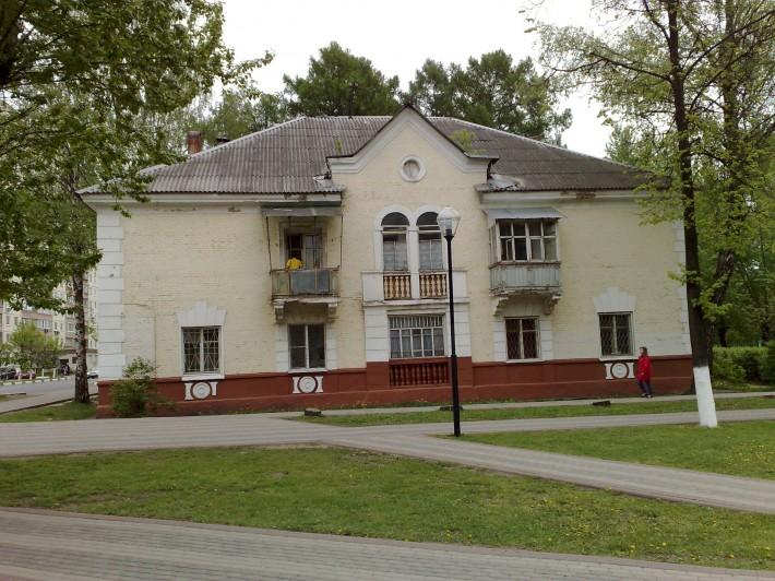 Жилой дом в центре города