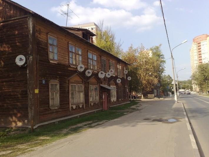 Глаза и уши в мир Жилгородка