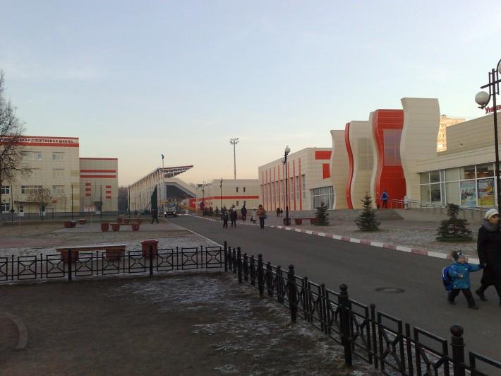 Спортивный комплекс «Орион»