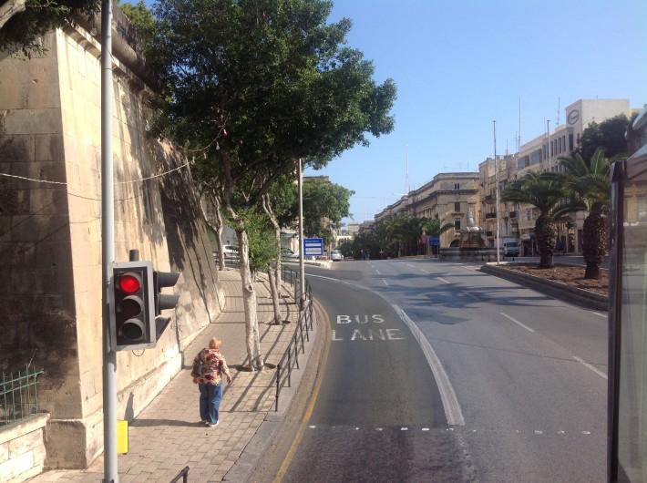 Одна из мальтийских улиц