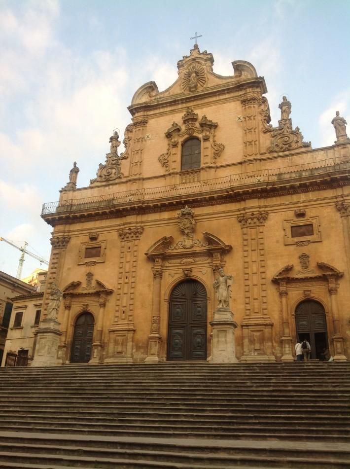 Церковь Сан-Петро (св.Петра)
