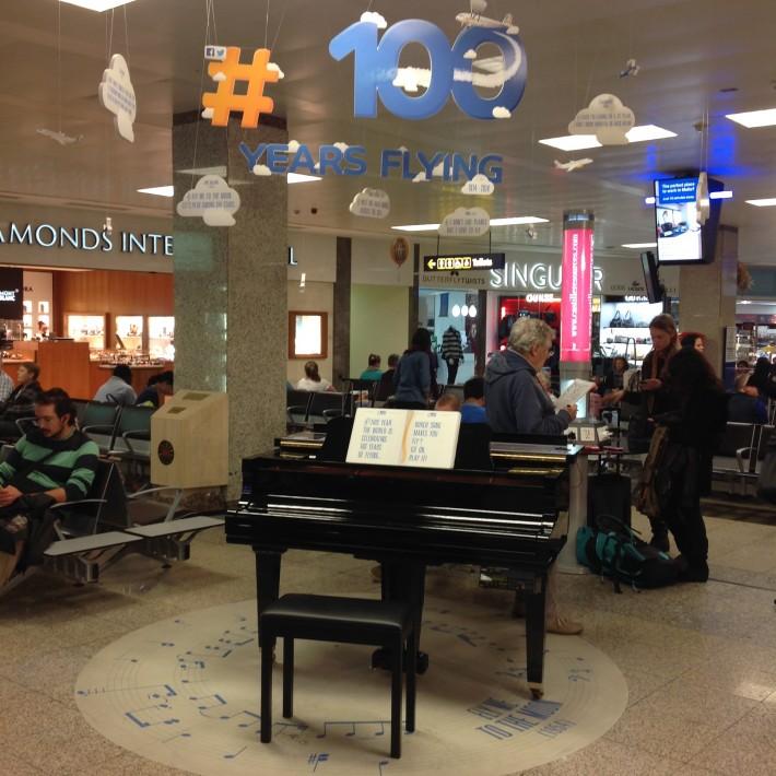 Международный аэропорт Мальты, признанный лучшим в Европе в 2010 и 2011 гг.