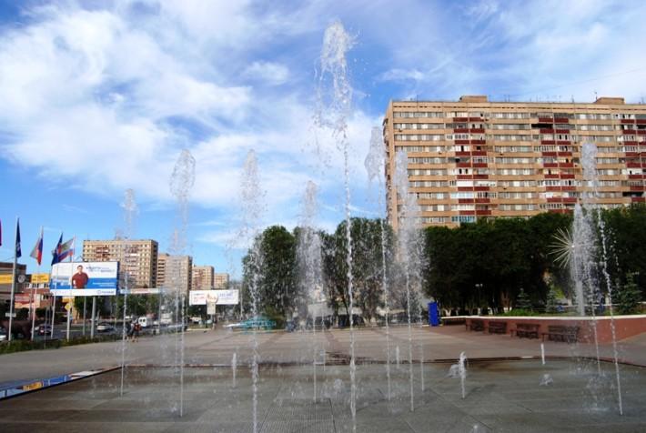 Улица Чкалова