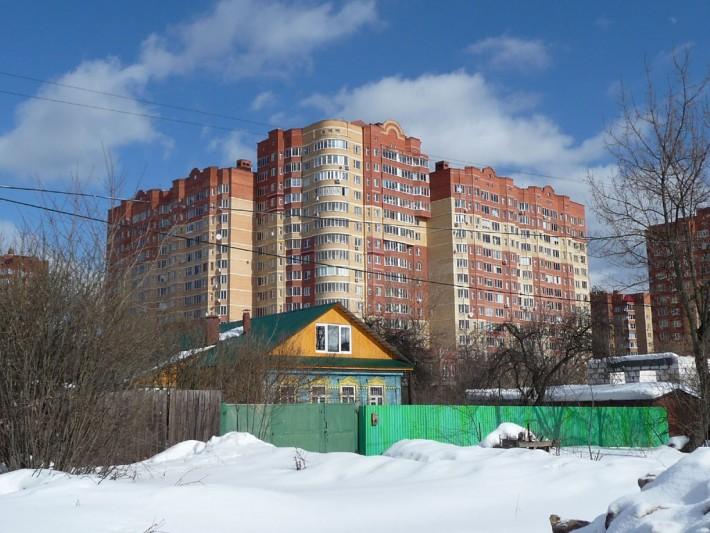 Недвижимость есть на любой вкус и цвет...