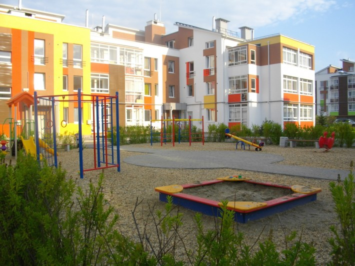Новостройки в Мичуринском