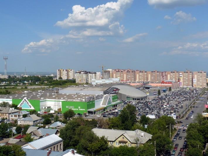"""Торговый центр """"Космопорт"""""""