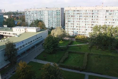 Межвузовский Студенческий городок г. Санкт-Петербург