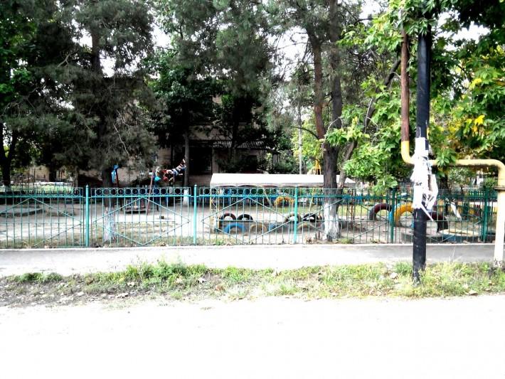 Детский садик в Тлюстенхабле