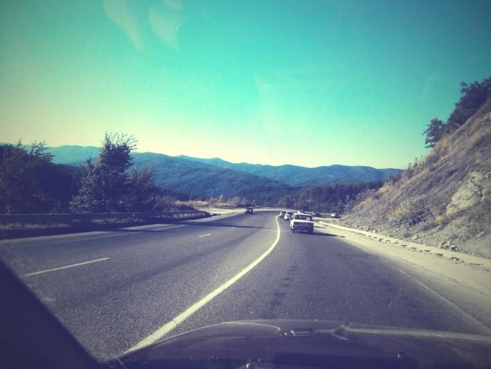 Дороги Адыгеи