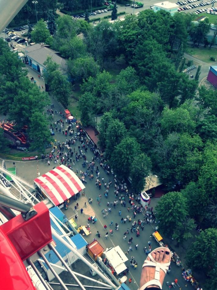 Москва выходного дня