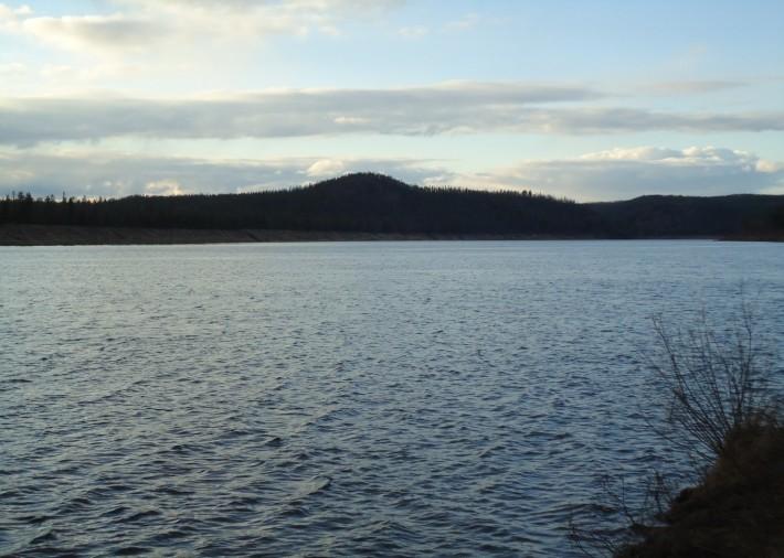 Река Вилюй (Мирнинский район)