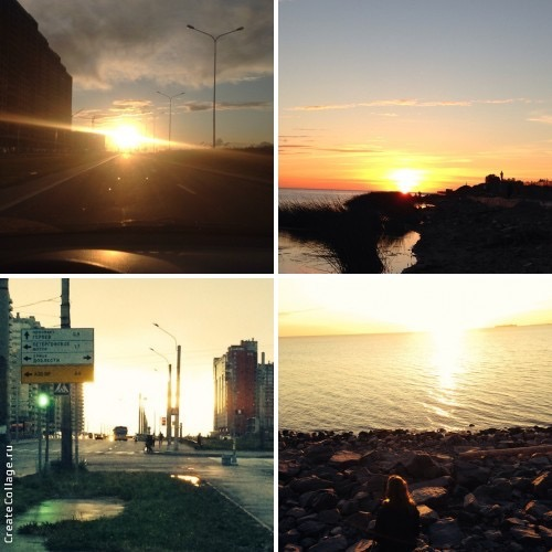 Красносельский район. Берег Финского залива